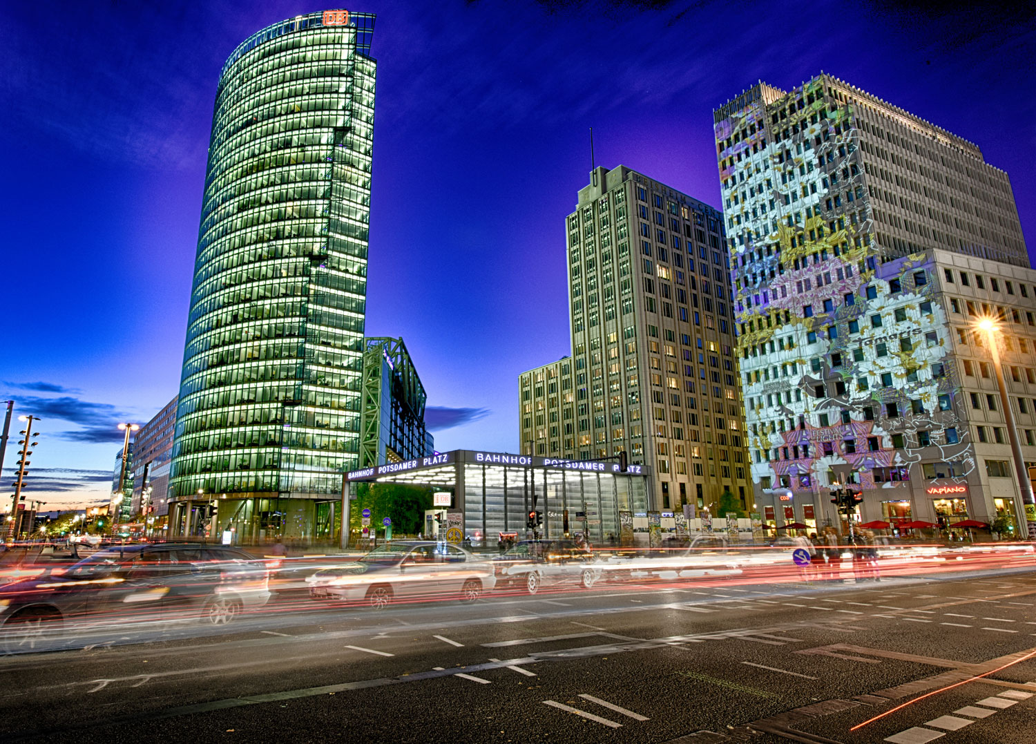 Ritz Carlton Berlin am Potsdamer Platz
