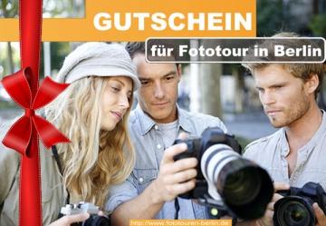 Gutschein für Fototour