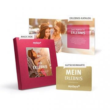 mydays Geschenkgutschein - Schlemmen & Träumen - Berlin - Best Western Hotel - 1 Übernachtung - 4 Sterne - 2