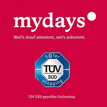mydays Geschenkgutschein - Schlemmen & Träumen - Berlin - Best Western Hotel - 1 Übernachtung - 4 Sterne - 3