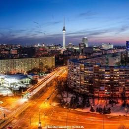 Reiseschein Gutschein 3 Tage im **** Holiday Inn Hotel Berlin City East nahe dem Zentrum erleben - 1