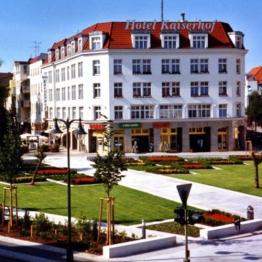 Reiseschein Gutschein 3 Tage nach Fürstenwalde bei Berlin im Hotel Kaiserhof **** - 1