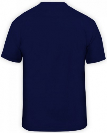 Shirtstreet24, Skyline Berlin, Berlin City Dickes B Städte Herren T-Shirt Fun Shirt Funshirt, Größe: M,dunkelblau - 2